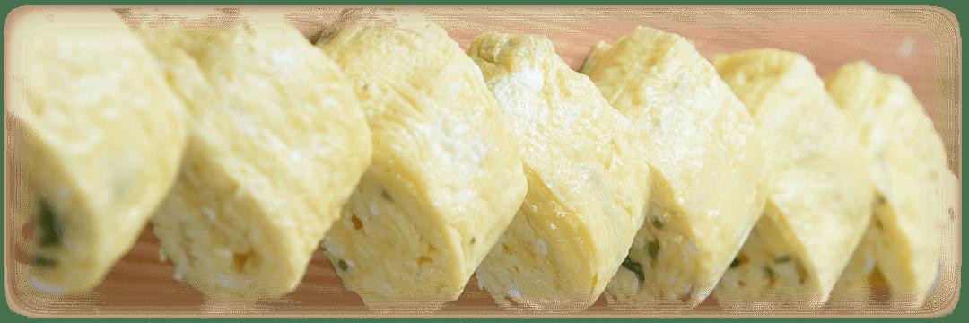 松陰神社前・蕎麦ダイニング 尚禅 自慢の出し巻き卵